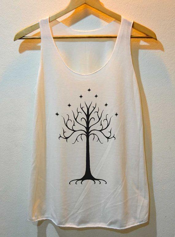 L'arbre du Seigneur des Anneaux. So cute!